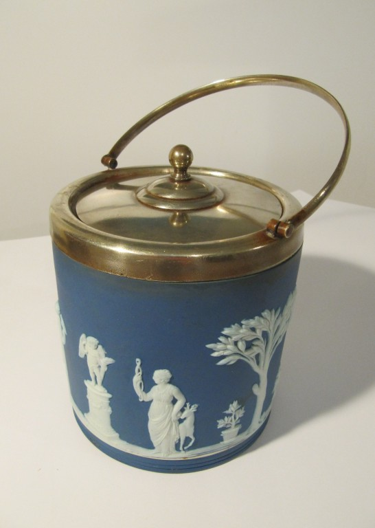 Biscuit box, Wedgwood